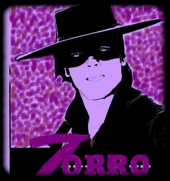 Alain Delon, Zorro by didgiv